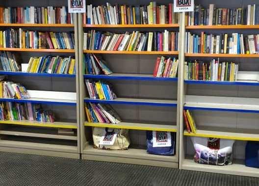 la nostra sede BookBox