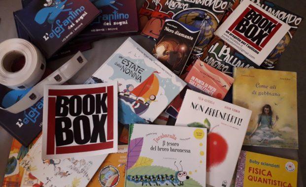 Donazioni a Book Box Torino