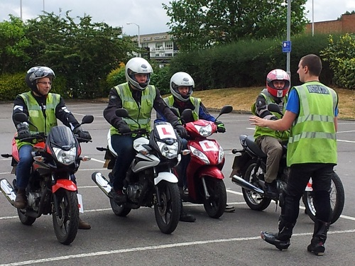 Book A Motorcycle Cbt Test And Training