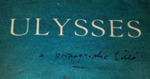 Ulysses defaced