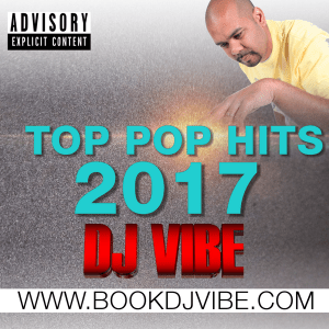 Top Pop Hits 2017 | DJ Vibe Music Mix
