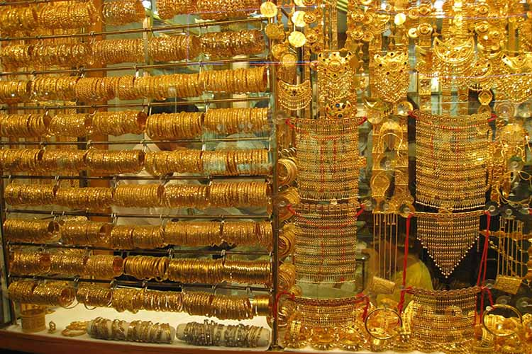 Dubai Gold Souk - Everything You Need To Know Before You Buy Gold