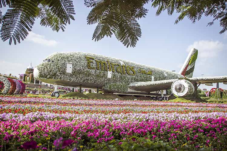 Dubai's Nature and Adventure Experiences - Top 10 Gardens and Theme Parks in Dubai