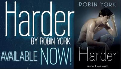 Harder Available now