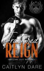 Fractured Reign by Caitlyn Dare