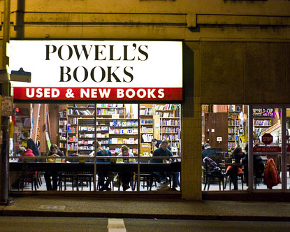 Image result for powell's books images