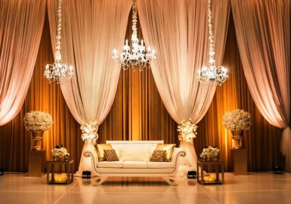 Reception Stage Decoration Ideas That Will Dominate 2020!