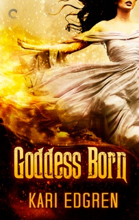 goddess born cover