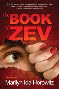 Giveaway Interview THE BOOK OF ZEV by MARILYN HOROWITZ @marilynhorowitz