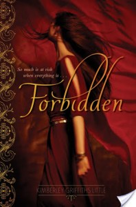 Review Forbidden By Kimberley Griffiths Little @KimberleyGLittl  @HarperTeen