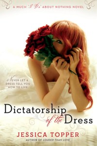 Giveaway Review DICTATORSHIP OF THE DRESS by JESSICA TOPPER @jesstopper @penguinusa