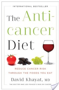 #Giveaway THE ANTICANCER DIET by DAVID KHAYAT @PrDavidKhayat  @wwnorton