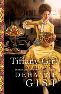 #Giveaway TIFFANY GIRL by DEEANNE GIST @DeeanneGist #win it before you can buy it!