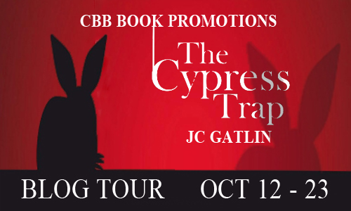 $10 #Giveaway Guest Post THE CYPRESS TRAP by JC GATLIN