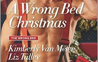 #Giveaway Excerpt A WRONG BED CHRISTMAS by Kimberly Van Meter & Liz Talley @HarlequinBooks 12.5