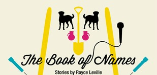 #Giveaway Review THE BOOK OF NAMES by Royce Leville #BlogTour 11.13