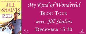 #Giveaway Review MY KIND OF WONDERFUL by Jill Shalvis @JillShalvis @ForeverRomance 12.30