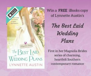 #Giveaway THE BEST LAID WEDDING PLANS by Lynnette Austin @LynnettAustin @SourcebooksCasa