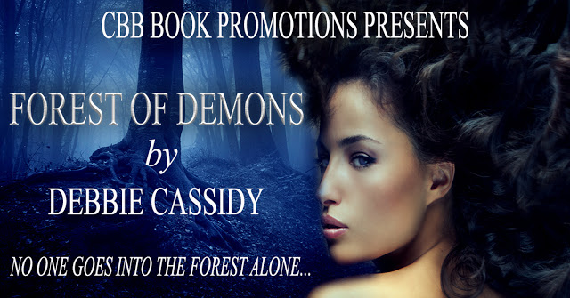 $15 #Giveaway Forest of Demons by Debbie Cassidy @amoscassidy 5.25