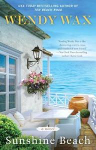 #Giveaway Review Sunshine Beach by Wendy Wax  @Wendy_Wax @BerkleyPub  7.19