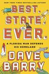 Review BEST STATE EVER A Florida Man Defends His Homeland by Dave Barry @rayadverb @PutnamBooks