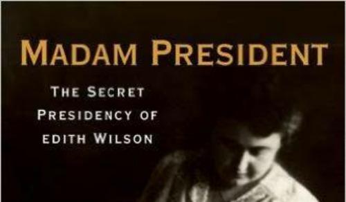 $100 #Giveaway Madam President: The Secret Presidency of Edith Wilson by William Hazelgrove @Rocketman46 11.8