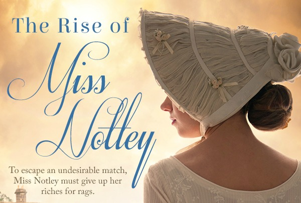 $50 #Giveaway The Rise of Miss Notley by Rachael Anderson 3.15