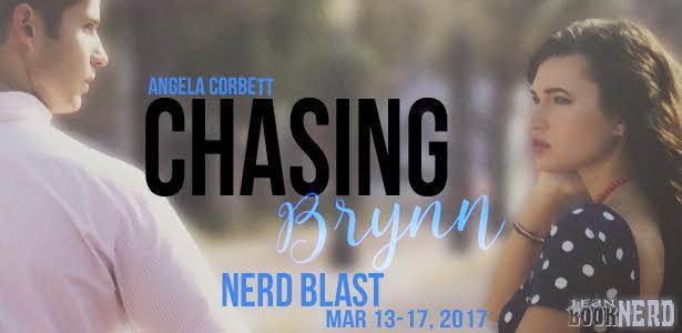 $10 #Giveaway CHASING BRYNN by Angela Corbett @AngCorbett 3.25