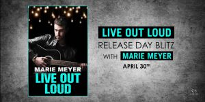 #Giveaway Excerpt LIVE OUT LOUD by Marie Meyer sponsored by @ForeverRomance 5.14