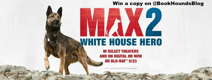 #Giveaway MAX 2: White House Hero DVD sponsored by @WarnerBrosEnt 6.2