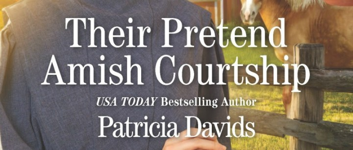 #Giveaway Bon Appétit and a Book By Patricia Davids #win THEIR PRETEND AMISH COURTSHIP