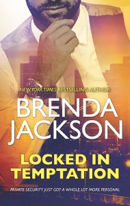 $25 #Giveway Interview Locked in Temptation by Brenda Jackson @AuthorBJackson @HQNBooks