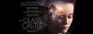 Film Review THE GLASS CASTLE & Interview with Jeannette Walls #TheGlassCastle