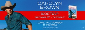 #Giveaway Excerpt LONG, TALL COWBOY CHRISTMAS by Carolyn Brown @ForeverRomance 10.6