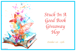 Stuck in a Good Book #Giveaway Hop #win a box of books