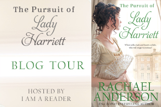 $25 #Giveaway Excerpt The Pursuit of Lady Harriett by Rachael Anderson 10.1