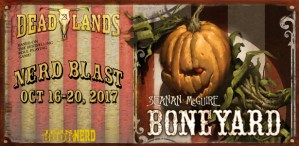 #Giveaway DEADLANDS: BONEYARD by Seanan McGuire @seananmcguire @TorBooks 11.9