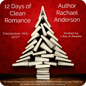 $25 #Giveaway 12 Days of Clean Romance with Rachael Anderson @RachaelReneeAnd Ends 12.19