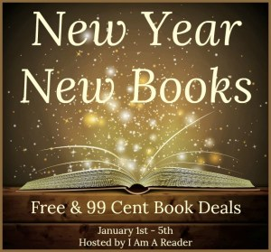 $50 #Giveaway NEW YEAR – NEW BOOK Free & 99cent Ends 1.6