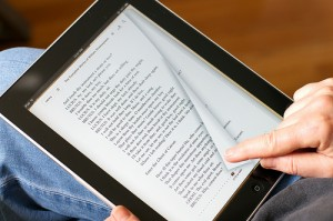 easiness of operation showing the importance of ebook