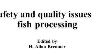 Safety and Qaulity issues in Fish processing
