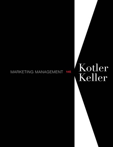 Marketing Management 15th Int. Edition