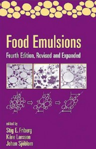 Food Emulsions book