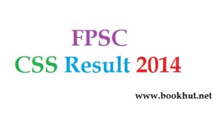 CSS result 2014 date