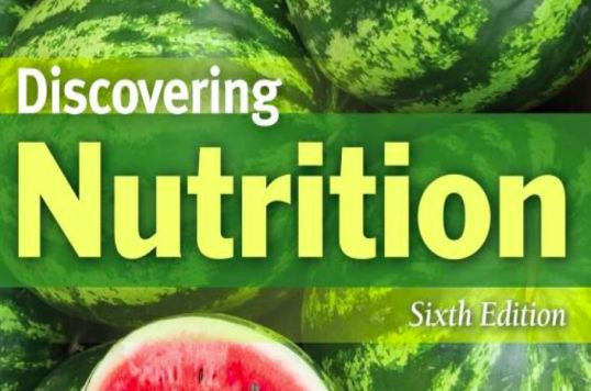 Discovering Nutrition 6th Edition pdf