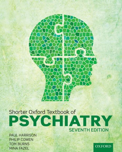 Shorter Textbook of Psychiatry 7th edition pdf