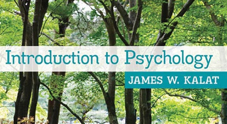 Introduction to Psychology 11th edition James Kalat pdf.