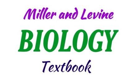 Miller and Levine Biology pdf textbook