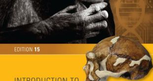Introduction to Physical Anthropology 15th Edition PDF