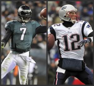 Eagles vs. Pats on Monday Night Football!